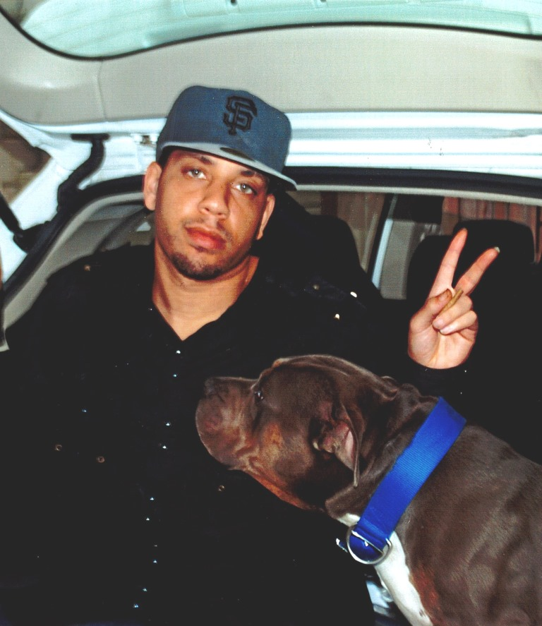 Unsolved homicide - Keith Harding w dog
