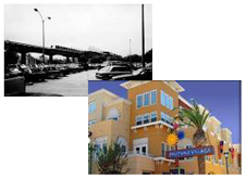 Fruitvale Village Before & After Photos