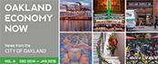 Oakland Economy Now December 2014 January 2015 Masthead