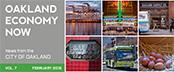 Oakland Economy Now February 2015 Masthead