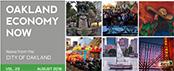 image of Oakland Economy Now - August 2016 Masthead