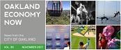 image of Oakland Economy Now - November 2017 Masthead