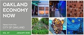 image of Oakland Economy Now - January 2018 Masthead